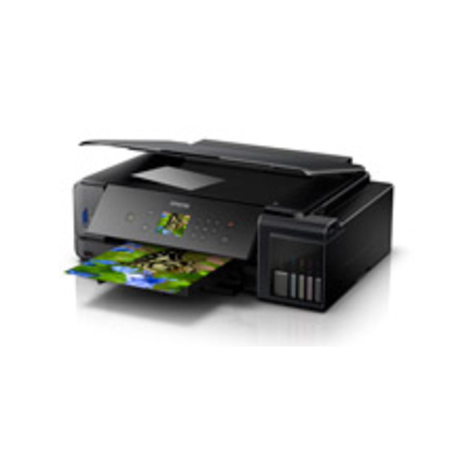 Epson EcoTank ET-7750 Inkjet Photo MFP - A3 Print (via Rear Feed), Copy, Scan, Wi-Fi Direct, Photo