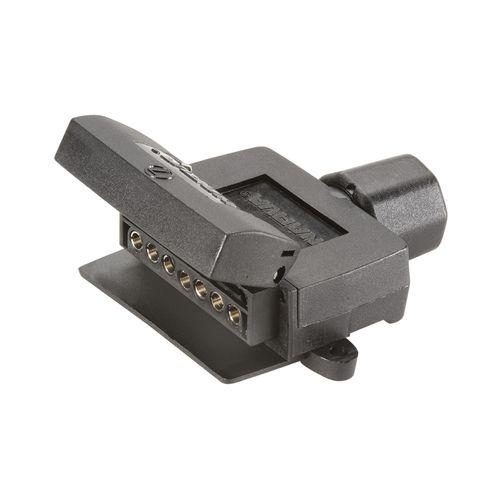 Narva Trailer Accessory 7 Pin Flat Quickfit Socket