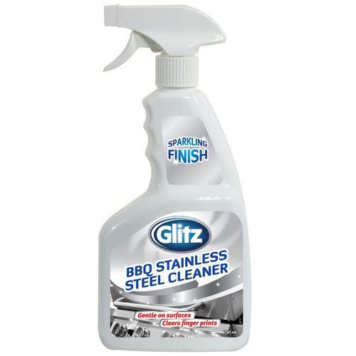 Glitz 750ml BBQ Stainless Steel Cleaner