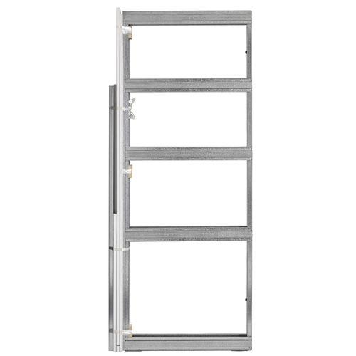 Corinthian 2040 x 820 x 90mm Platinum 6000 Cavity Unit Includes Closing Jamb