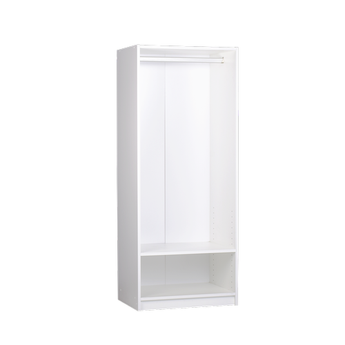 Multistore 1495 x 608 x 430mm Storage Unit - Crisp White