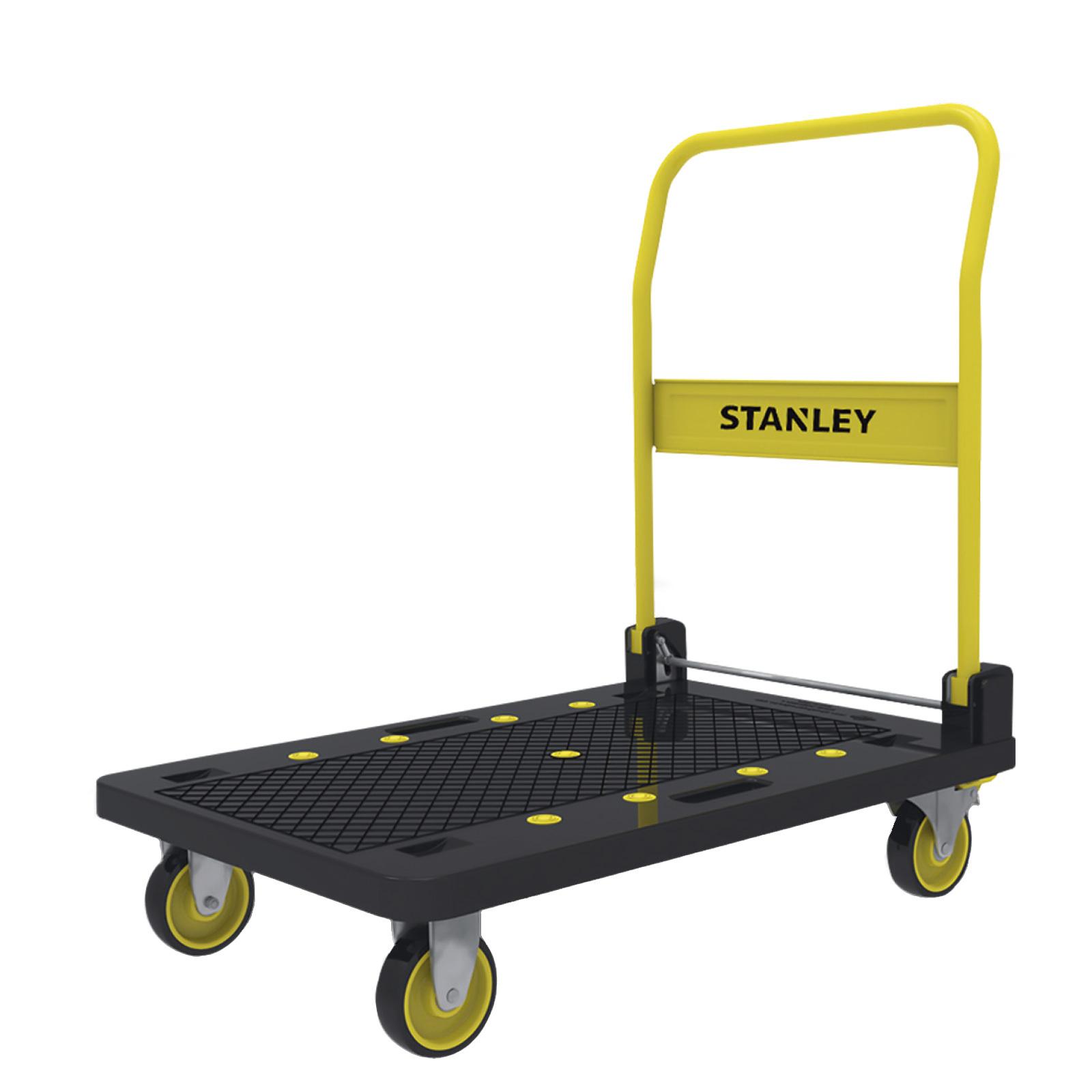 Stanley 250kg Folding Platform Trolley