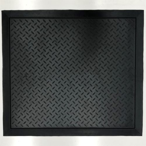 Bayliss 71 x 79cm Comfort Edge Anti Fatigue Indoor Mat