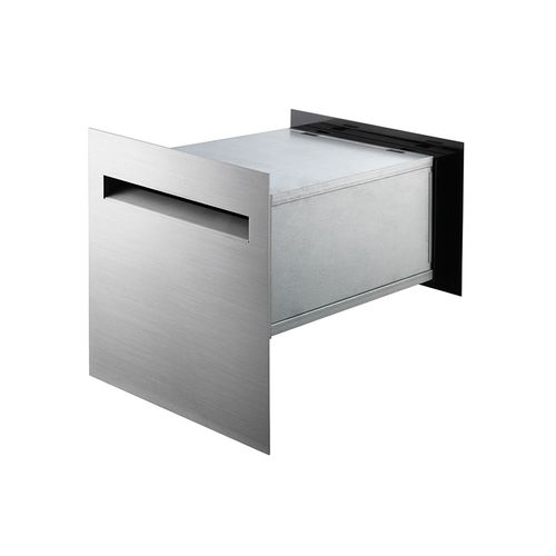 Sandleford Silver Vista Letterbox