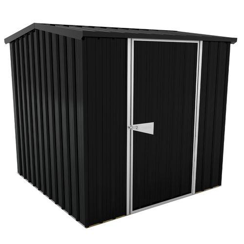 Duratuf Sentry 2.0 x 2.0m Ebony Gable Shed