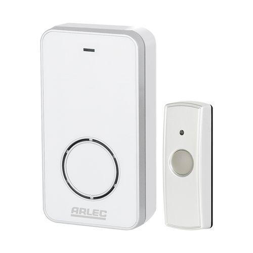 Arlec 100m Range Plug-In Wireless Door Chime
