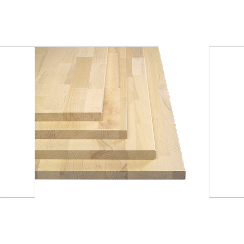 1200 x 600 x 18mm Finger Jointed Oak Panel