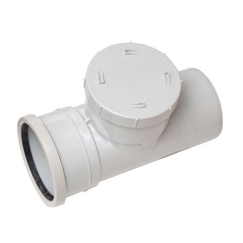 Marley OPTIM® 150DN White PVC M/F Access Pipe