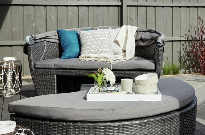 DIY Step Image - How to design your outdoor room . Blob storage upload.