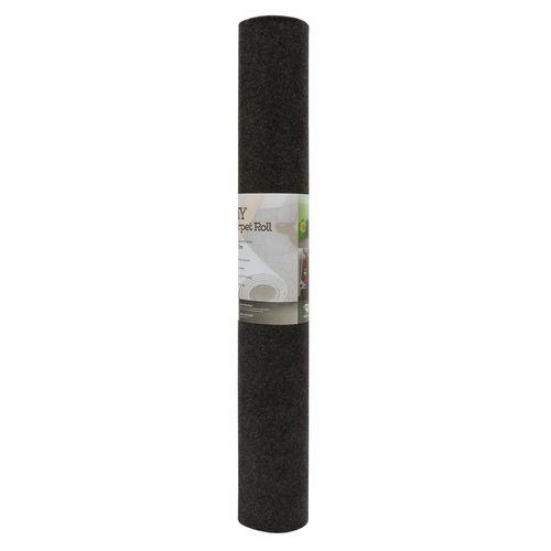 Matpro 1 x 3m Anthracite Small Accent Prepack Carpet