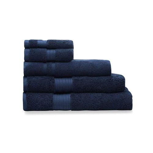 MyHouse Celene Luxury Bath Sheet Dress Blue