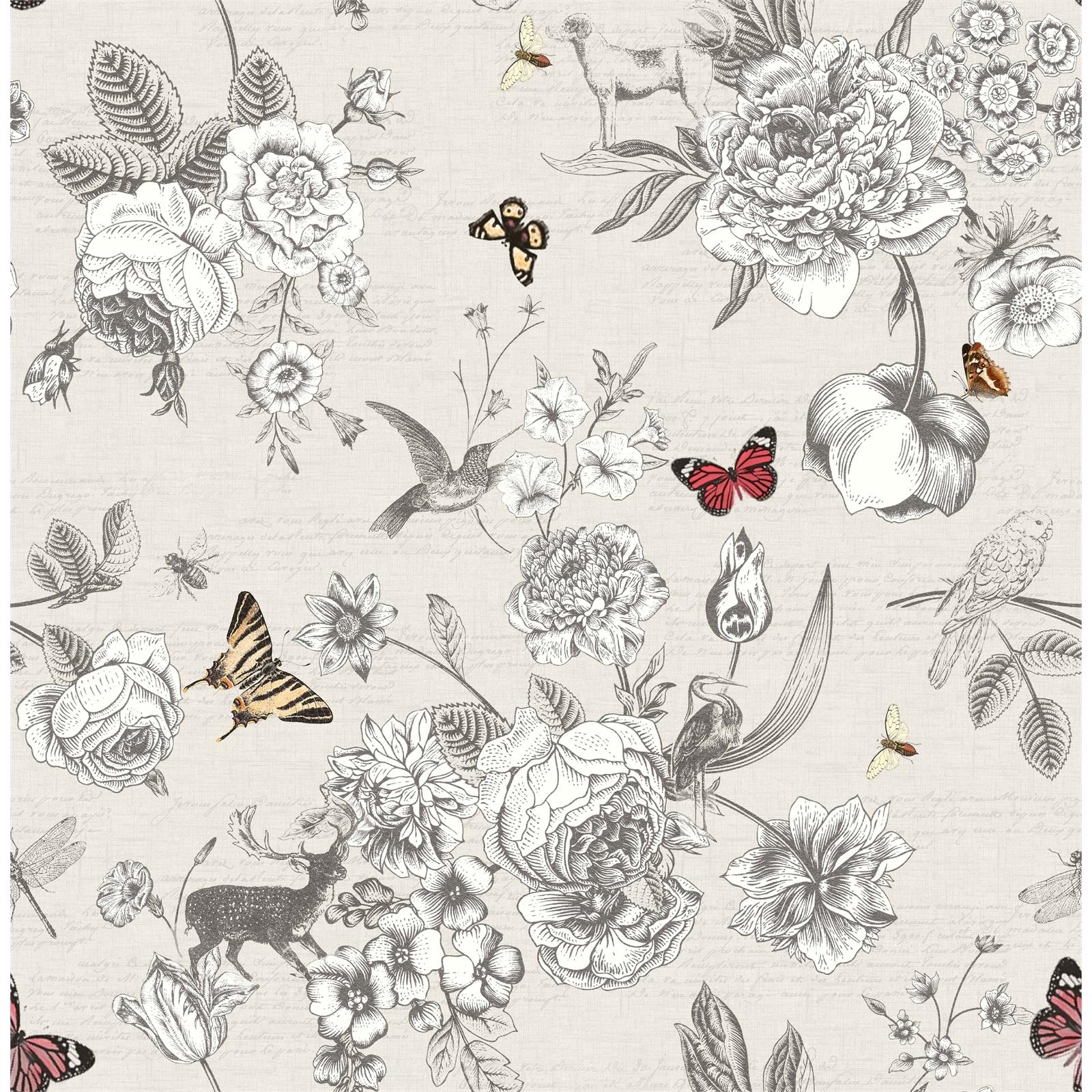 Superfresco Easy 52cm x 10m Victoriana Neutral Wallpaper