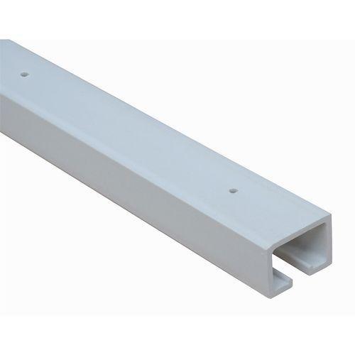 Pillar Products 205cm White Platinum Concertina Door Headrail Extension