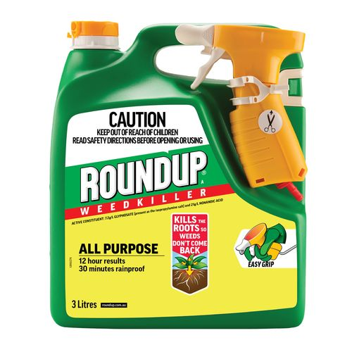Roundup 3L All Purpose Ready To Use Weedkiller