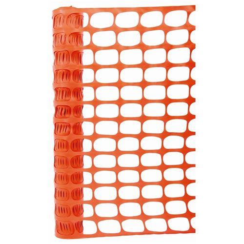 Builders Edge Safety 1.0 x 35m 100gm Orange Mesh Safety Fence
