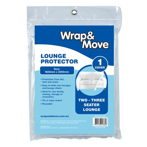 Wrap & Move 2-3 Seat Lounge Cover Protector