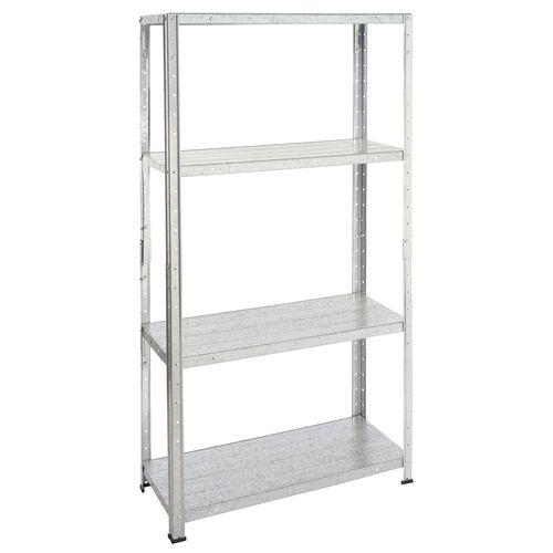 Handy Storage 1370 x 710 x 305mm 4 Tier Shelving Unit