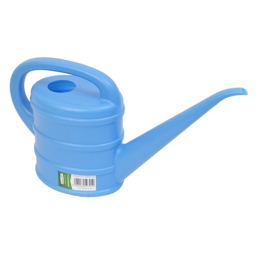 Malloy Plastic Watering Can 2L Blue
