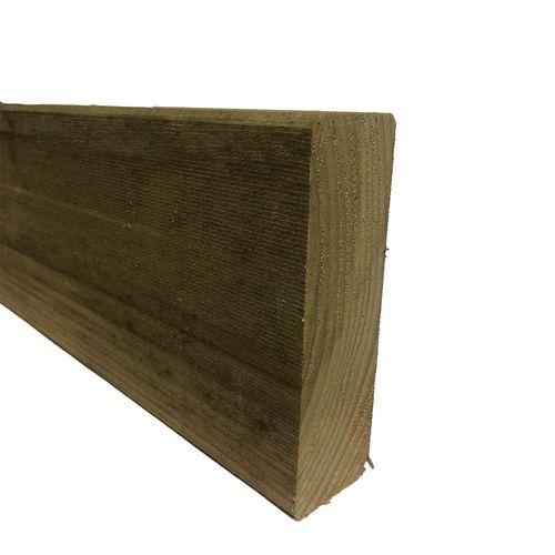 Laminata 140 x 45 x 2.7m H4 Fence Post
