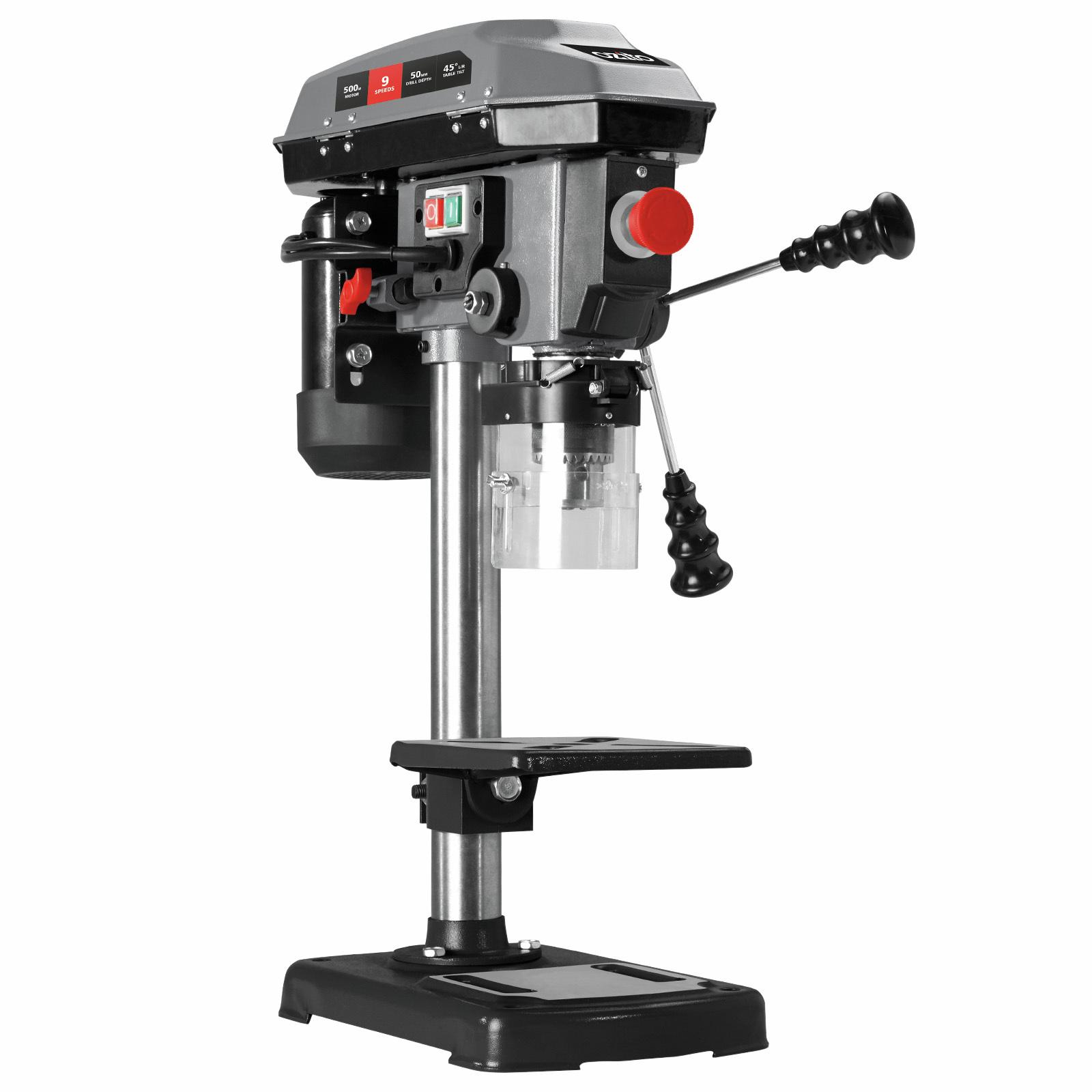 Ozito 500W 16mm Drill Press