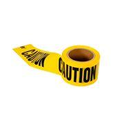 Crescent Lufkin 100m Yellow Caution Tape