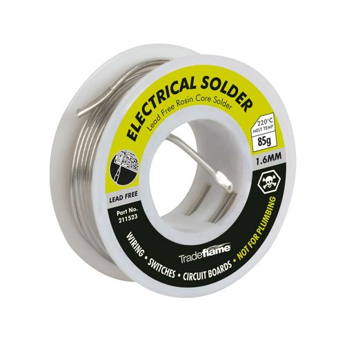 Tradeflame 85g Electrical Solder