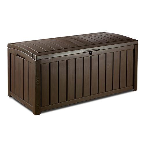 Keter 390L Glenwood Outdoor Storage Box