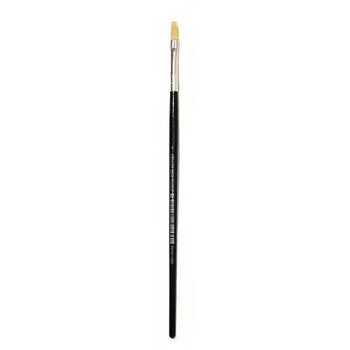 Renoir Hog Hair Flat Craft Paint Brush - Size 4
