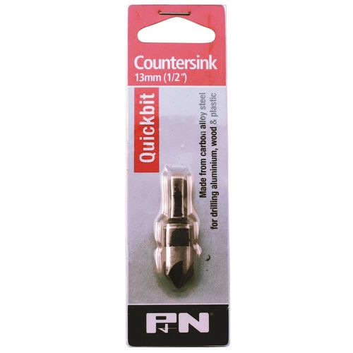 P&N 13mm Rosehead Countersink Bit