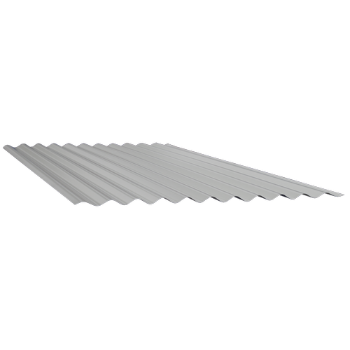 Armorsteel 845 x 1800mm Galvanised 0.4 Corrugated Roofing Steel