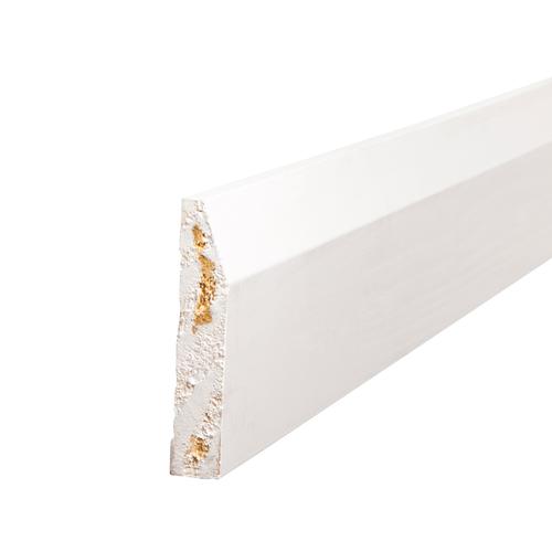 Porta 92 x 18mm 2.7m Half Splay Primed Pine Moulding