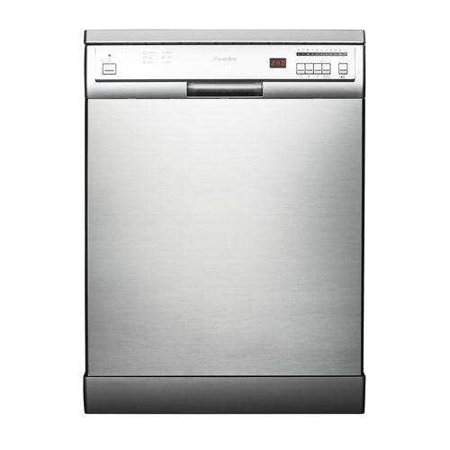 Everdure 60cm Stainless Steel Freestanding Dishwasher