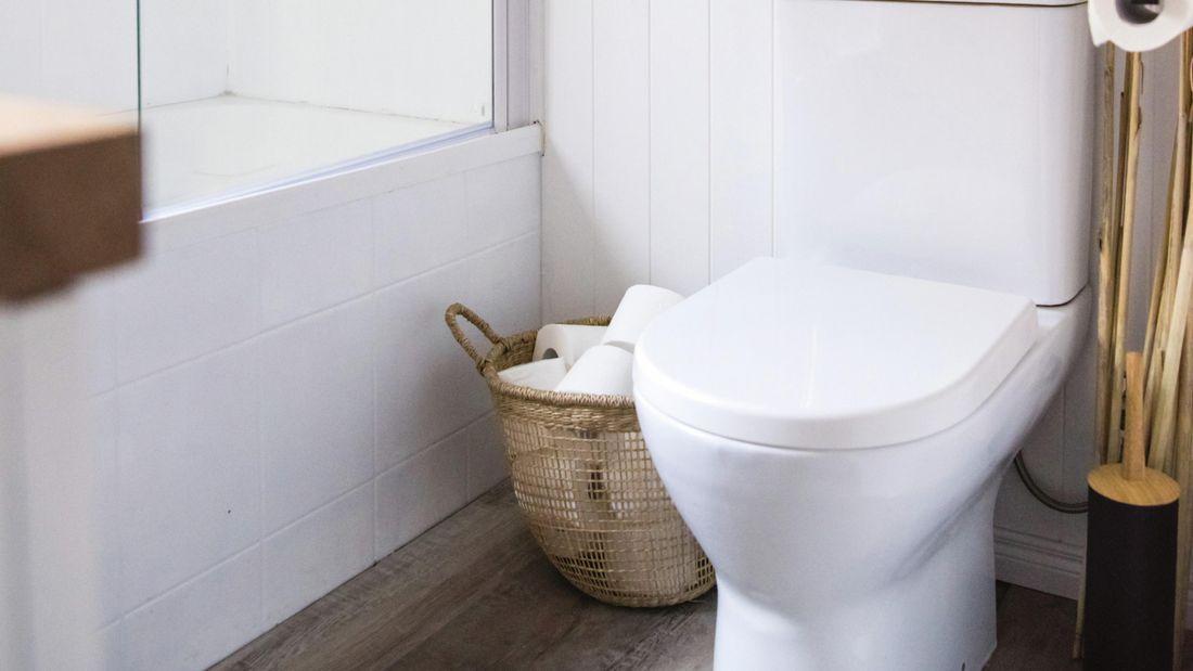 DIY Step Image - Toilet buying guide . Blob storage upload.
