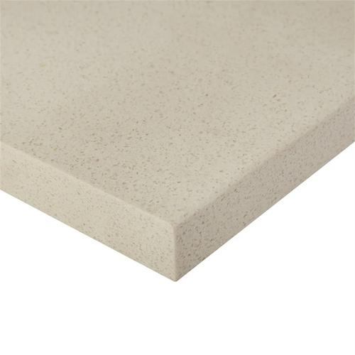 Essential Stone 20mm Square Urbane Stone Benchtop - Creme Caramel