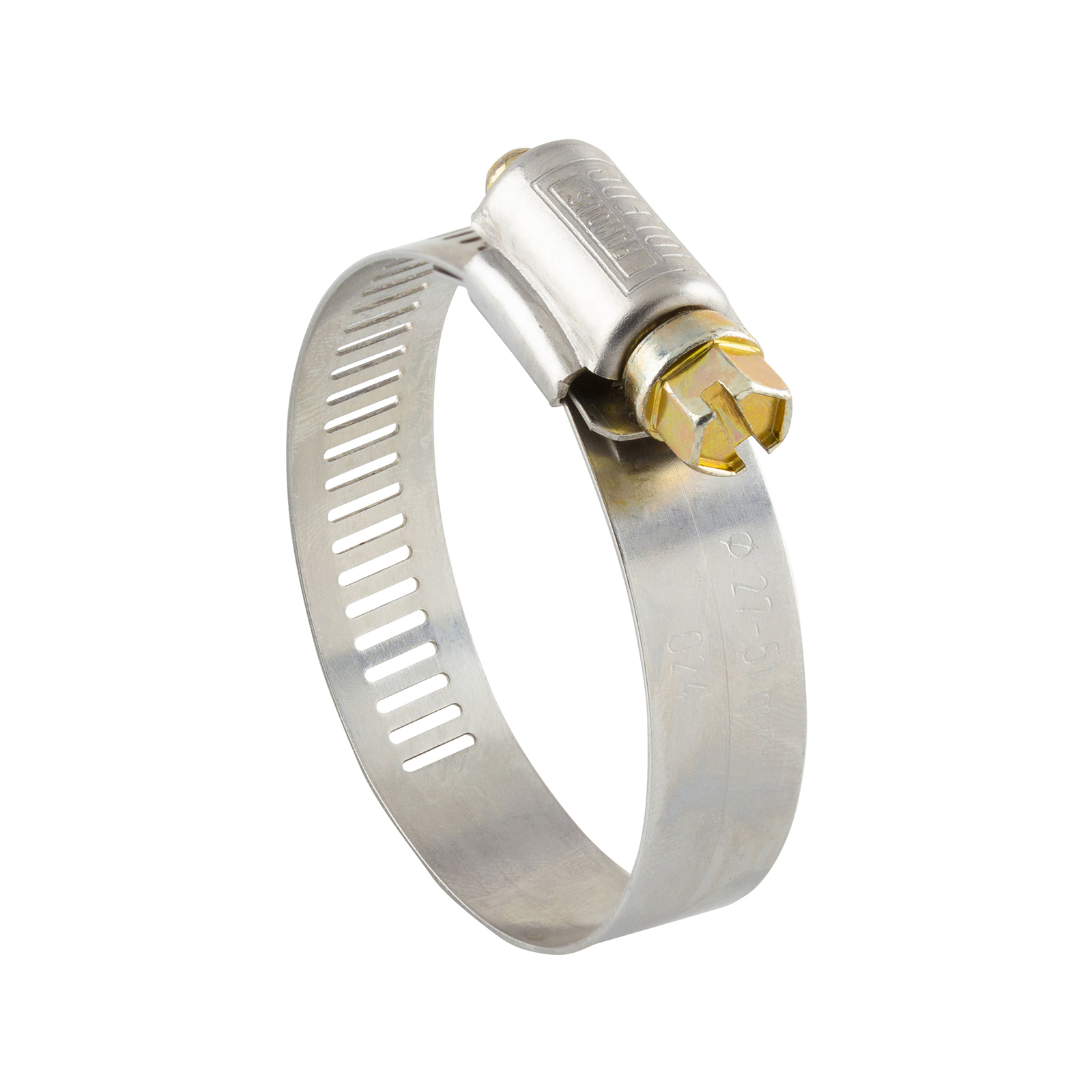 Toledo 27 - 51mm Perforated Clamp Hose Fit