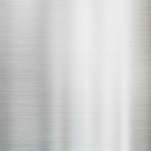 Splashback Stainless Steel 650x897x1mm Horizontal Grain