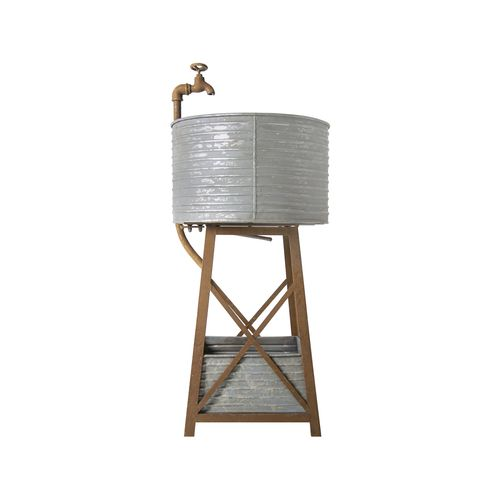 Northcote Pottery 88cm Steel Windslow Water Feature