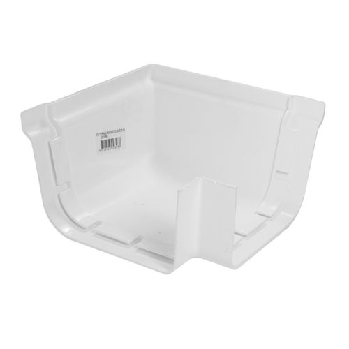 Icon Plastics PVC External Gutter Angle