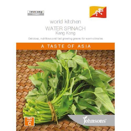 Johnsons Seed Water Spinach Kang Kong World Kitchen