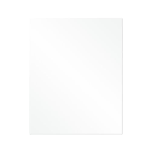 Stein 600mm White Glass Splashback