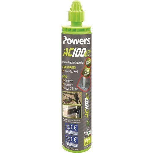 Powers AC100e Polyester For Concrete / Masonry