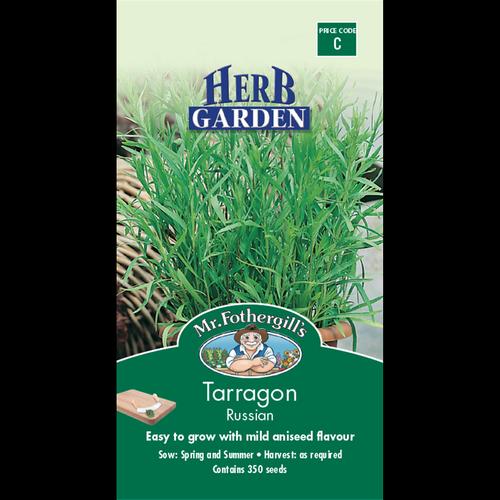 Mr Fothergill's Russian Tarragon Herb Seeds