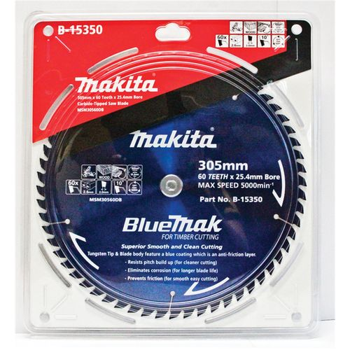 Makita TCT Mitre Saw Blade305mm