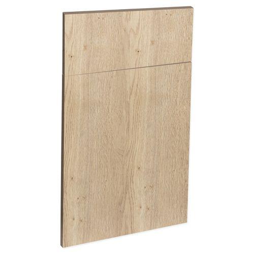 Kaboodle 450mm Hazelnut V Modern Drawer/Door Panel