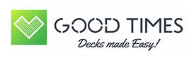 Good times decking logo