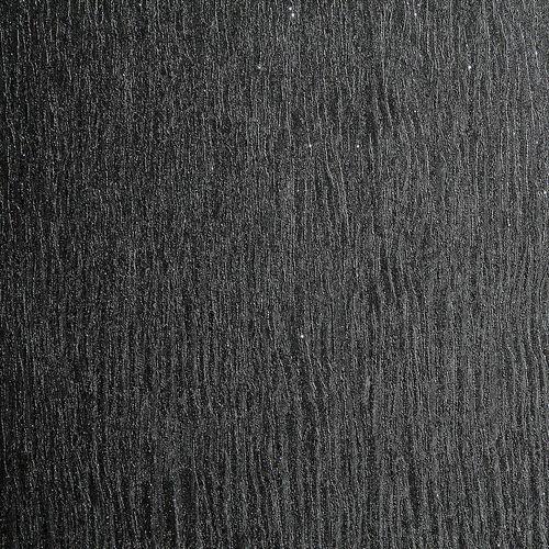 Graham & Brown Black Disco Glitter Wallpaper - Sample Black Disco Glitter