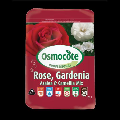 Scotts Osmocote Professional 25L Rose Gardenia Azalea and Camellia Mix