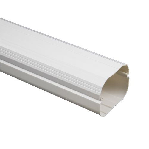 Stahl 100mm Air Conditioning Conduit Pipe Cover