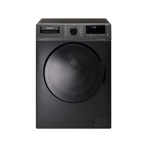 Euromaid EFLP1000G 10kg Gret Front Load Washing Machine