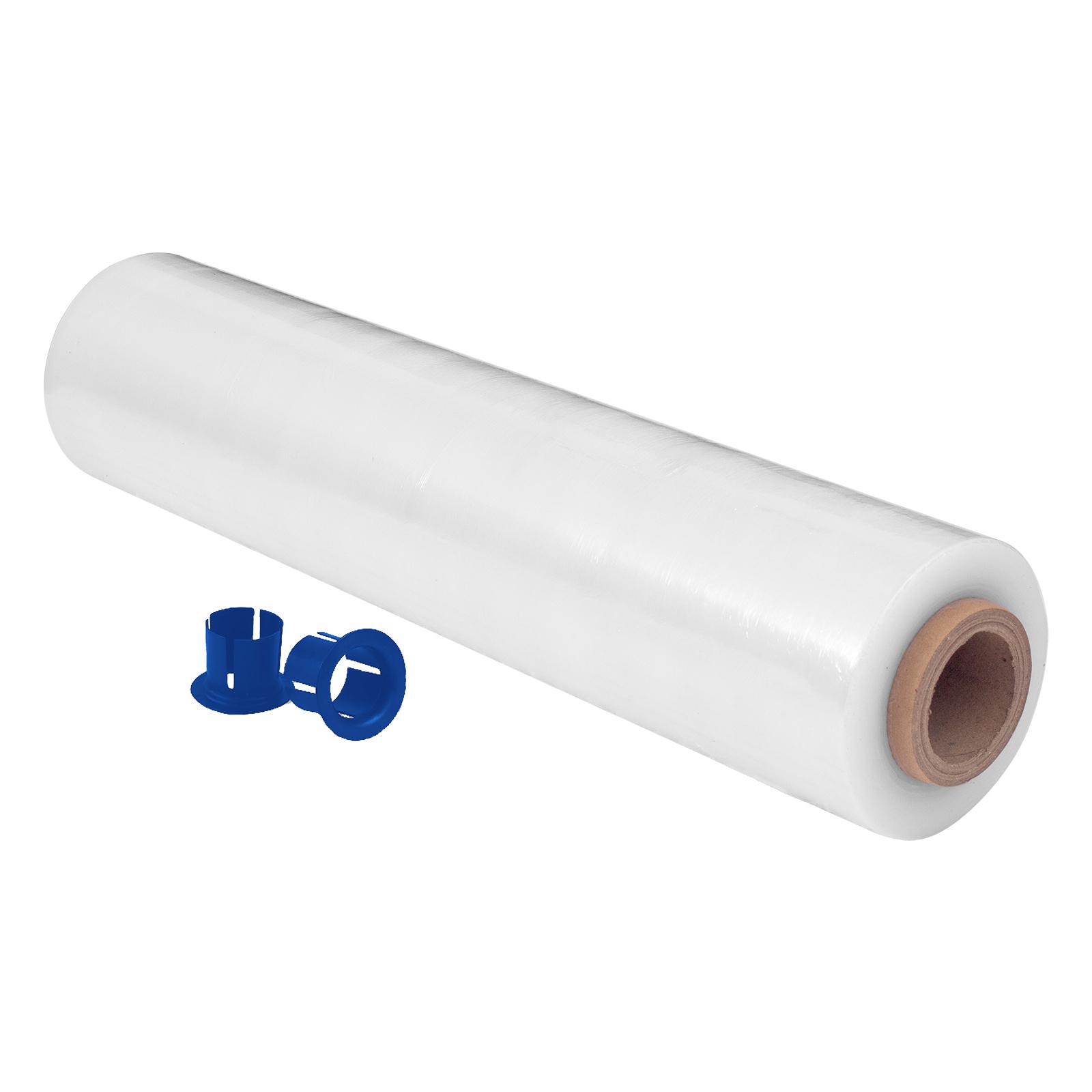 Wrap & Move 500mm x 280m Clear Pallet Shrink Wrap